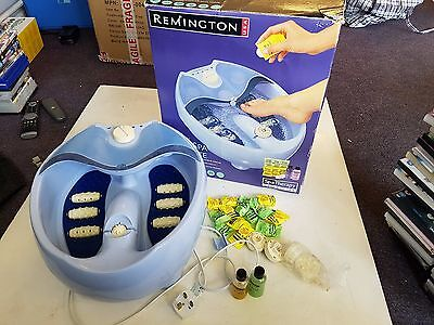 Remington Ultimate Foot Spa, Boxed, Tested, Trusted Ebay Shop