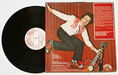 ♫ LP - Ray Campi (1981, Rollin´Rock Records)  ☠ Rockabilly  - Neorockabilly