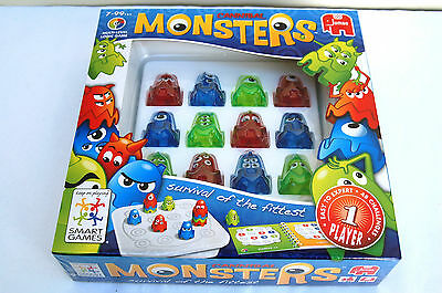 Smart Games Monsters Logic Puzzle Game NEW