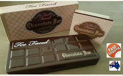 Too faced the chocolate bar eye shadow pallette free  registered post