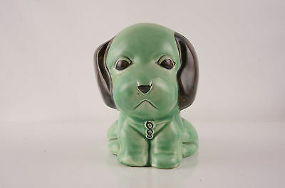 Genuine Derbyware Beagle dog figurine highly collectable stamped