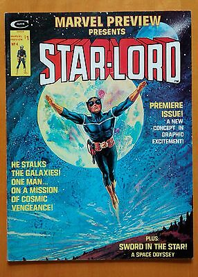 Marvel Preview #4 (1st Star-Lord) VF- (7.5) Best Quality Copy At This Low Price!