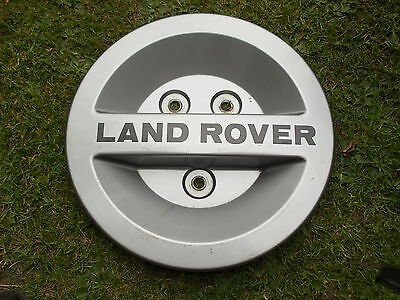 Land Rover Discovery Rear Door Spare Wheel Insert Plastic Cover.