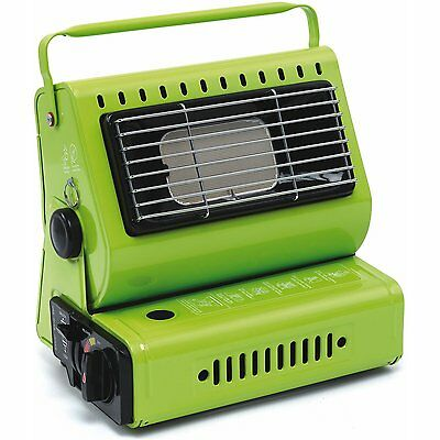 Outback Caravan / Camping Portable Gas Heater Compact Free Delivery