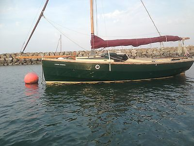 Shrimper 19 sailing boat ready to go now