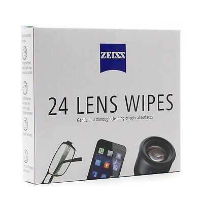 Zeiss Pre Moist Lens 24 Wipes