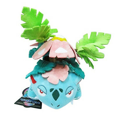 NEW POKEMON 17CM Venusaur Plush Doll Toy Kids Gift Doll