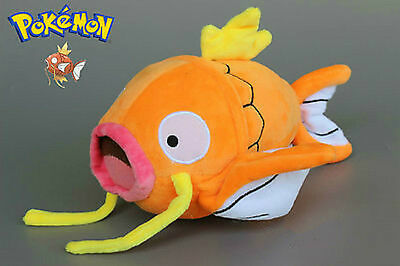 Pokemon Magikarp Carp Fish Soft Plush Stuffed Toy 24cm 9'' Teddy Kids Gift
