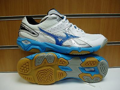 Ladies Mizuno Wave Twister 4 . Badminton/squash/indoor Shoe
