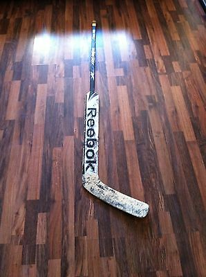 Hull Stingrays Match Used Ice Hockey Stick Signed