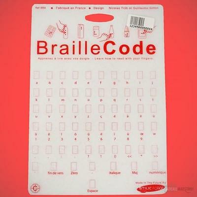 Braille Code - Stilic Force (NEUF)