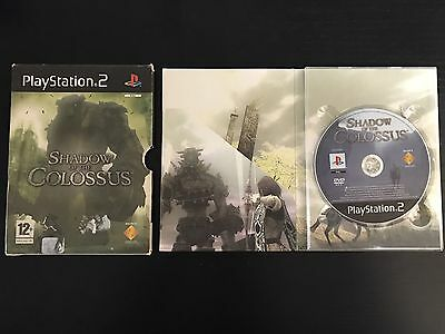Shadow of the Colossus - Sony PS2 - Edition cartonnée collector - PAL FR