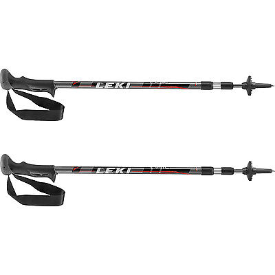 Leki Makalu TRAIL Telescopic Trekking Poles Walking Pole Sticks Single/Pair