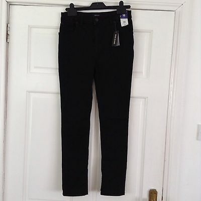 Boys River Island Size 12 Year Old Black Skinny Jeans New With Tags