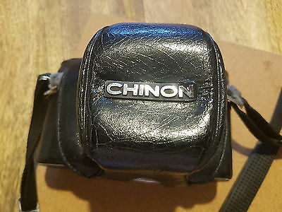 Chinon CM-4 Vintage 35mm Camera