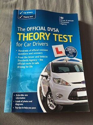 The Official DVSA Theory Test For Car Drivers Book 2015 Print