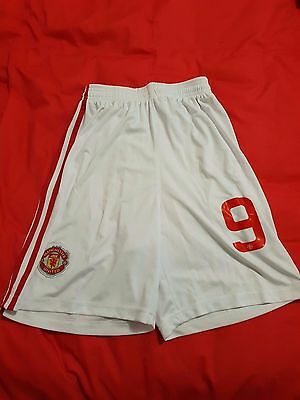 Manchester United soccer shorts medium Zlatan