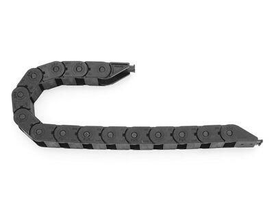 Energy Chain CK 15, 20mm Wide, Inclusive Connection Elements, Length Selectable