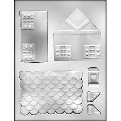 Chocolate House Mould