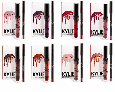 Kyle Jenner Lip Kit Lipstick Lip Liner MATTE Exposed Posie Candy Koko Dolce