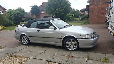Saab 9-3 Hot Aero Convertible - Summers here have some fun **REDUCED**