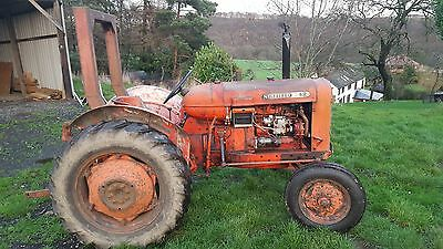 Nuffield 342 Tractor