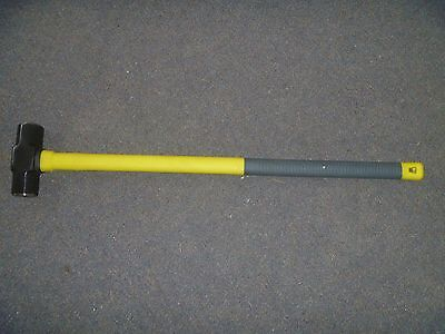 BONSER 6lb SLEDGE HAMMER with FIBRE GLASS handle
