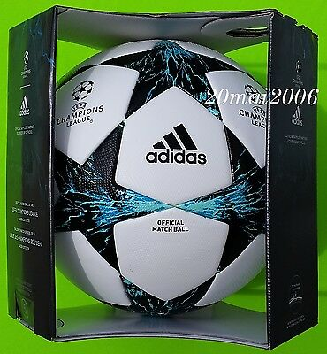 NEW ADIDAS MATCH BALL Finale 17 UEFA CL SEASON 2017/2018 SOCCER FOOTBALL BALLON