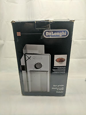 Delonghi KG89 4.2 oz. Conical Burr Grinder