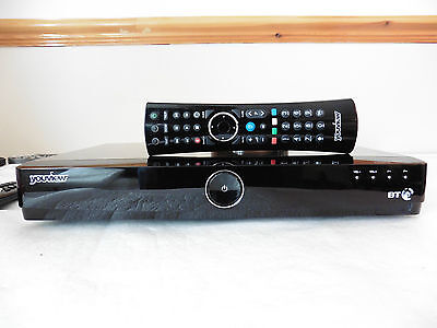 HUMAX DTR-T1000 BT. FREEVIEW BOX YOUVIEW + (500GB) RECORDER + remote