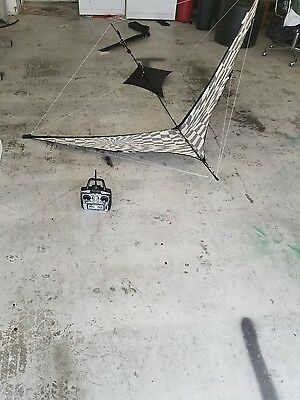 vector powered kite concord