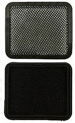 2 x Washable Padded Filters To Fit Gtech AR01 AR02 DM001 AirRam Vacuum Hoover