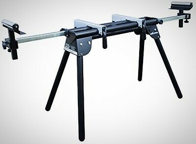 Evolution Mitre Saw Stand With Extensions Folding Legs Extendable Arms Brand New