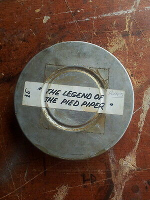 16 mm The Legend Of The Pied Piper-- --MARIONETTES-- PUPPETS