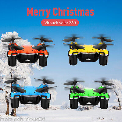 Virhuck volar-360 RC Drone 2.4 GHz 4.5 CH 6 AXIS GYRO LED Headless Quadcopter