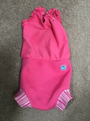 Splash About Baby Nappy Swim Costume Small