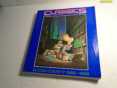 Classics Of Western Literature Bloom County 1986-1989 Fn+