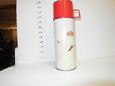 Metal Thermos Fly Fishing D Handle