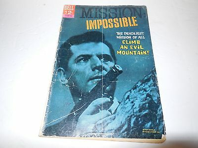 Dell Mission Impossible #2 1967
