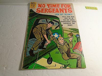 No Time For Sargeants # 2 Vg+ 1965 Andy Griffith