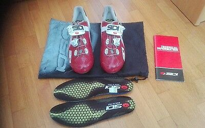 Sidi wire road bike shoes katusha limited edition scarpe chaussures