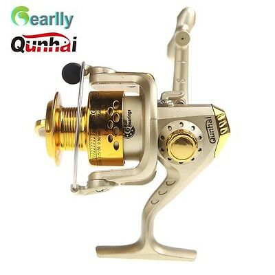 Ball Bearings Sealed Interchangeable Collapsible Handle Fishing Spinning Reels