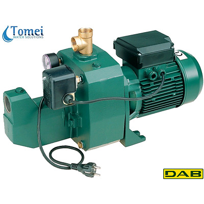 Self-Priming Electro Water Pump SET UP Cast-Iron JET 251 T-P IE3 1,85KW 400V DAB