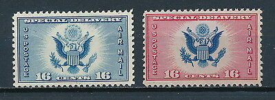 United States CE1-2 mint, Special Delivery 1934-6