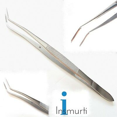 Eyelash Extension Tweezers for Russian 3D 6D Volume Lash Extensions L-Type