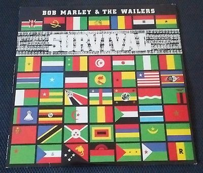 Bob Marley & The Wailers Survival Vinyl LP Album Tuff Gong ILPS 9542 A1/B1 Press