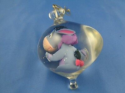 Disney Eeyore Dewdrop Ornament 2004