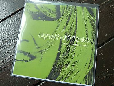 AGNETHA FALTSKOG When You Walk In The Room UK PROMO CD Almighty Remix ABBA RARE