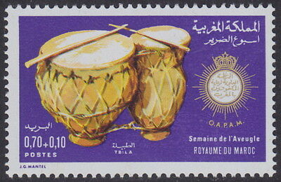 MOROCCO - 1973 Protection of the Blind Week (1v) - UM / MNH