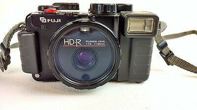 FUJIFILM HD-R 1:2.8 f/38 All Weather 35mm Camera From Japan Tested Working